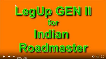 Indian Roadmaster GEN II Video