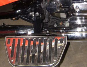 New Mount for Harley Touring